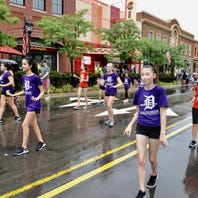 Rain can't dampen parade as Farmington festival delights crowds