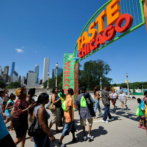 Conde Nast Traveler readers name Chicago best big city in the USA