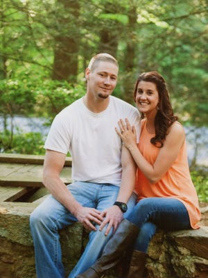 Stephanie Zimmer and Bryan Gallagher, both of East Berlin, are planning a wedding for May 2016. Submitted