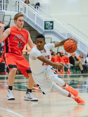 York High's Montrel Morgan is up for a McDonald's All-American honor. He's one of three York County athletes up for the recognition.
