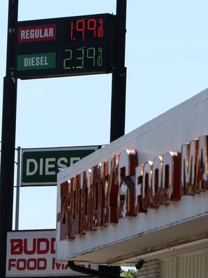 Buddy's Food Mart, like this one on McFarland Boulevard and Rice Mine Road, have been sold to Midstates Petroleum of Vernon.