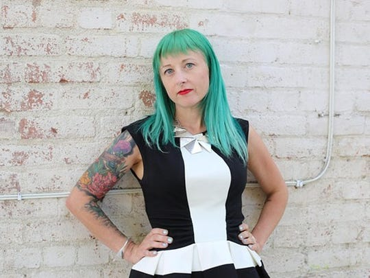 Suicide Girls co-founder Missy Suicide.