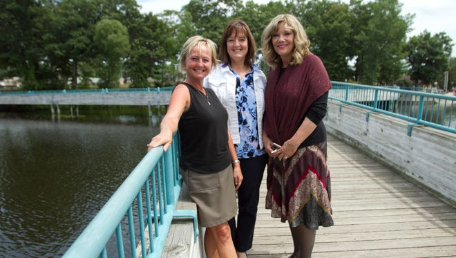 From left, Sue Grohman, Michelle Miller and Pat McConeghy have banded together on the PAM Project, giving young people in trouble with the law a chance to turn their lives around.