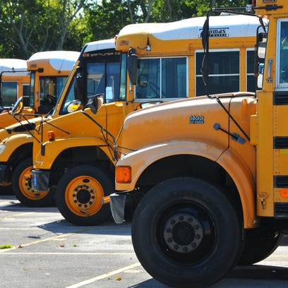 Bus drivers in North Brevard are being retrained after