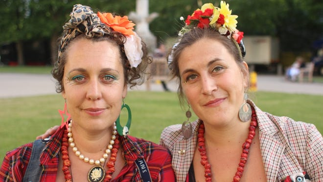 The Seed Sistas are herbalists hoping to rediscover England's mind-expanding traditional medicines. Sometimes they time travel, too.