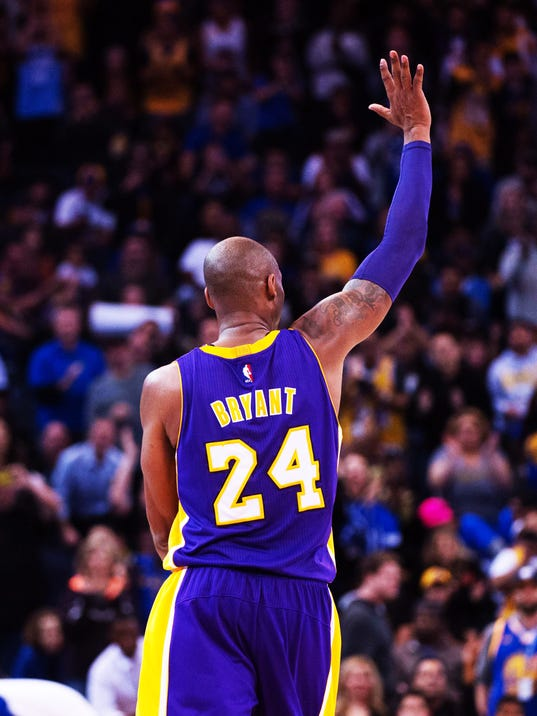 Mamba memories: Reliving the top 10 moments of Kobe Bryant's career