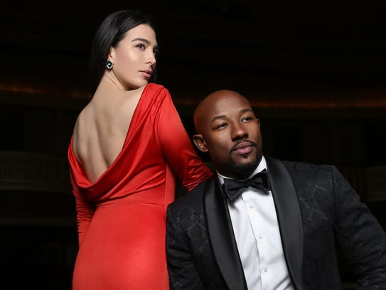 Nicole New and Armond Harris for Bravo! Bravo.