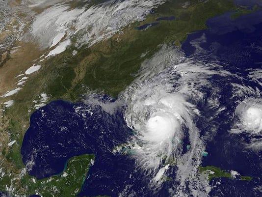 Hurricane Matthew Realtime Satellite (Oct 6 5:32pm EST)