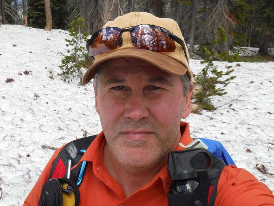 Jeff Havens of Helena has traveled and documented much