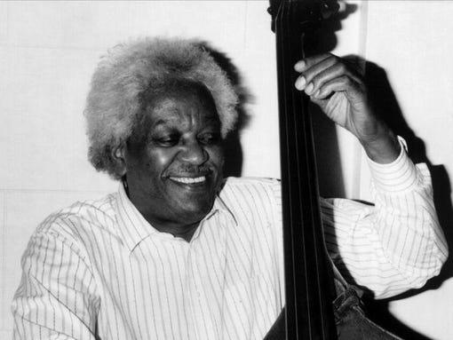 Leroy Vinnegar (1928-1999).