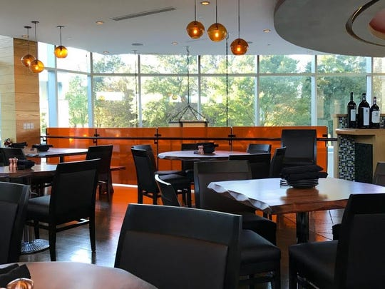 Guests of the new Ursino Steakhouse & Tavern in Union will enjoy comfortable interiors and pristine views.