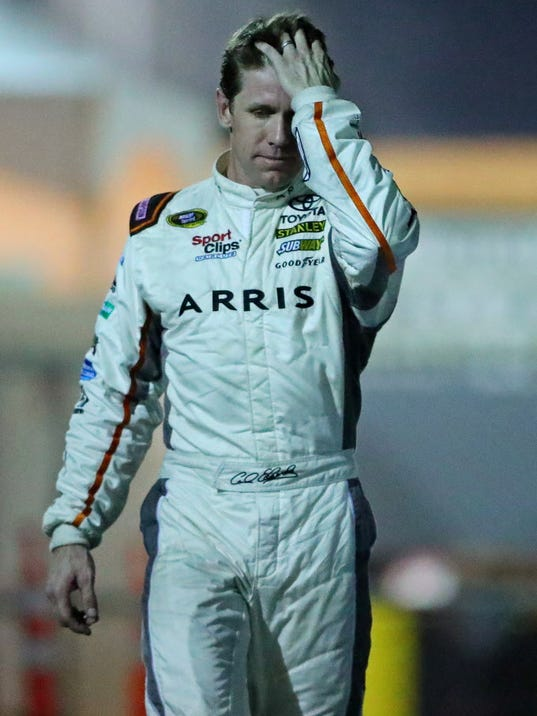 USP NASCAR: FORD ECOBOOST 400 S CAR USA FL