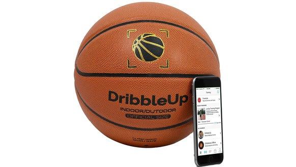 A virtual basketball coach to run drills