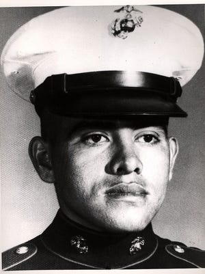 Medal of Honor recipient Jose Jimenez