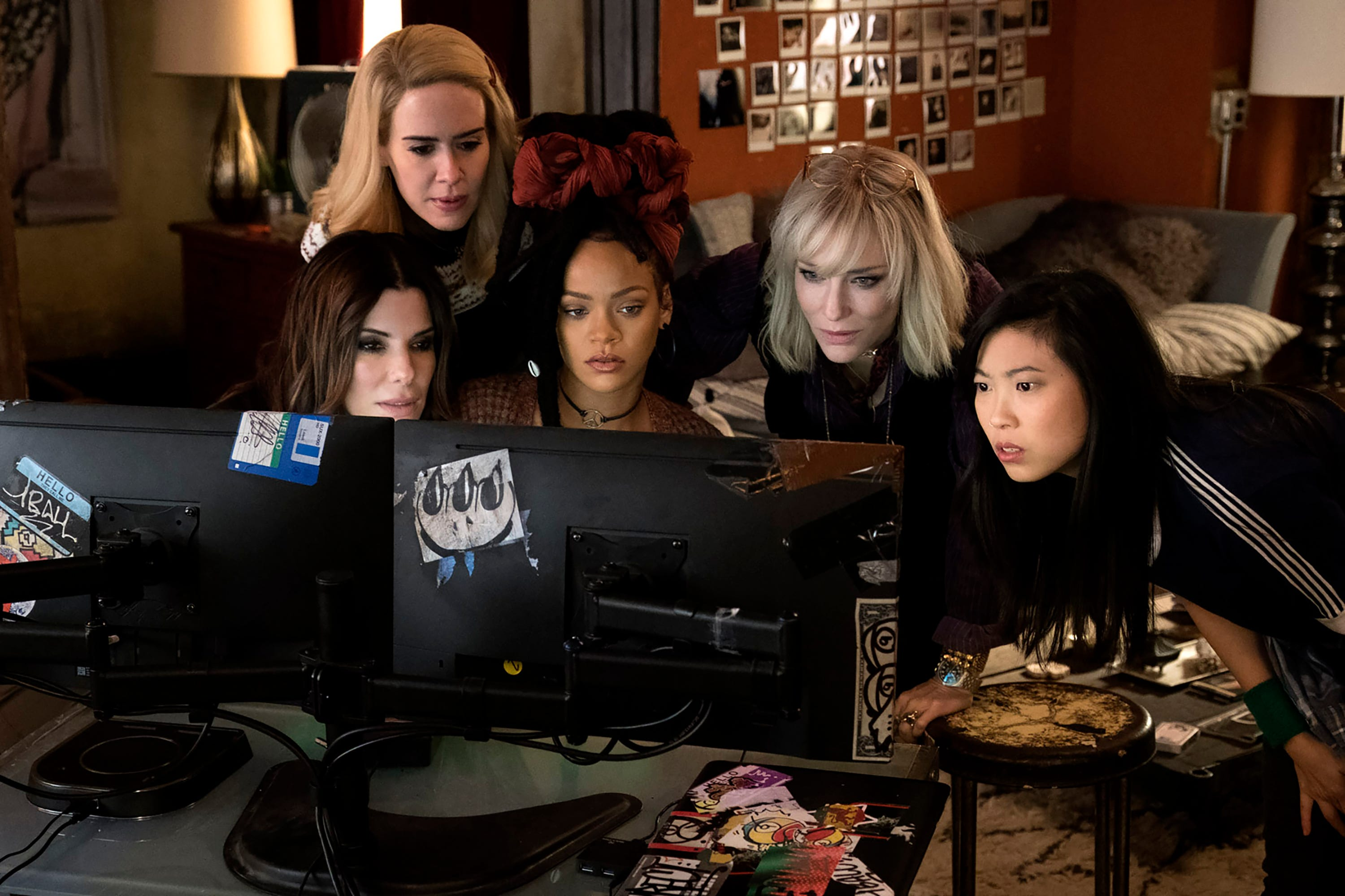 Discussion on this topic: Oceans 8 official trailer shows Sandra Bullocks , oceans-8-official-trailer-shows-sandra-bullocks/