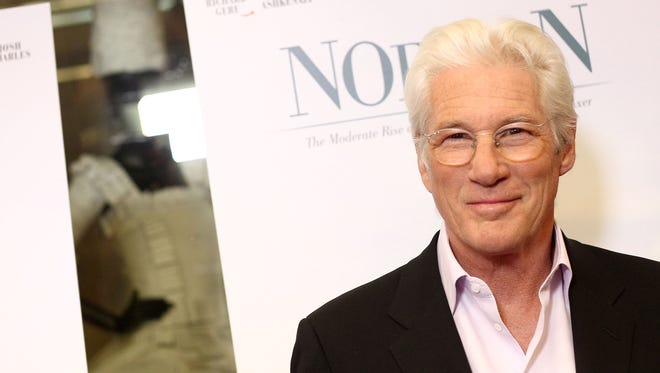 To some 'Pretty Woman' fans Richard Gere will always be Edward Lewis.