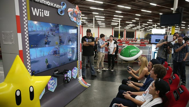 A free Mario Kart tournament will be held at The Vogue in Broad Ripple on Saturday.