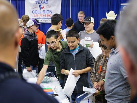 San Angelo Business Expo Wednesday, Sept. 27, 2017