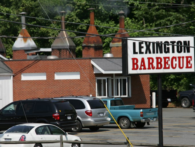 Start your pilgrimage at the aptly named Lexington