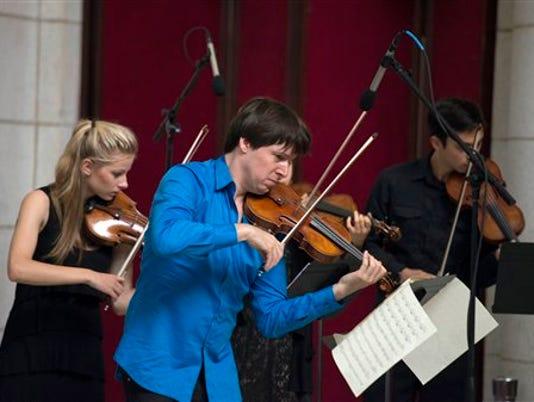 famed violinist