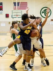 MATCHUP OF THE WEEK: Pocomoke's Dynaisha Christian