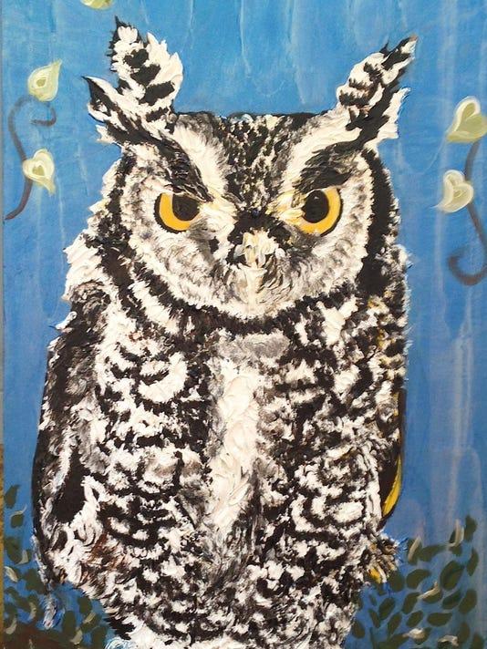 Pattie Maney- Owl