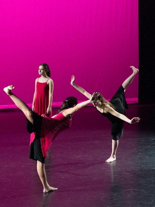 Chester, Randolph dance companies unite to fight genetic