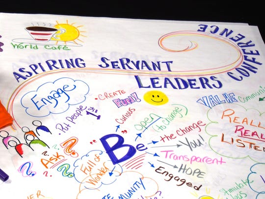 The Aspiring Servant Leaders Conference will be held