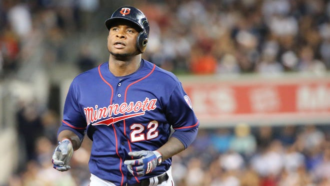 """""""They have great coaches here, great teammates in the big leagues who can help the young guys,"""" rookie slugger Miguel Sano says of a Twins organization making strides in Latin America."""