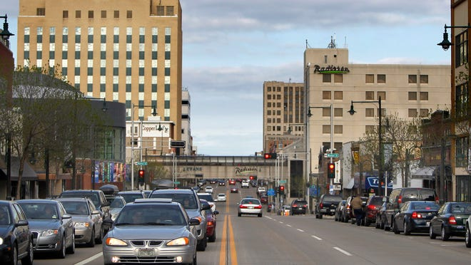 Appleton is among the cities that have implemented a wheel tax.