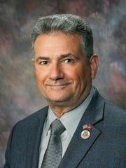 State Rep. Sonny Borrelli is a Lake Havasu Republican.