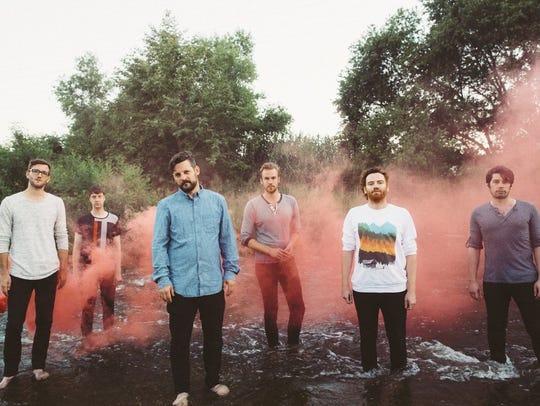 Canadian indie band Royal Canoe headlines a Sunday