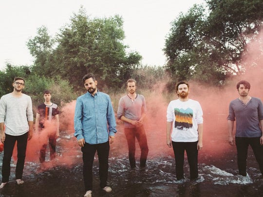 Canadian indie band Royal Canoe headlines a Sunday show at Higher Ground.