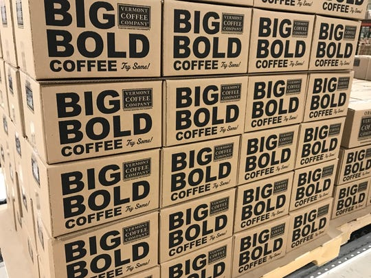 Vermont Coffee Company distributes its products to stores throughout the state.