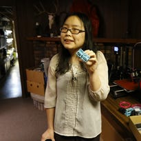 Marshfield woman, legally blind, says 3-D printing 'provoked the innovator in me'