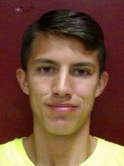 Cristian Villegas, from Kofa High School, is azcentral