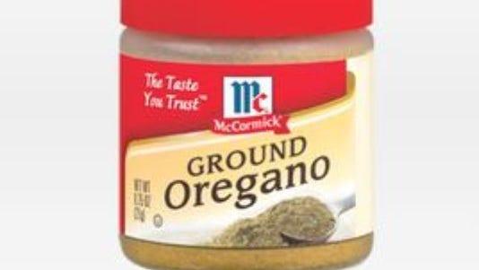 McCormick's ground oregano