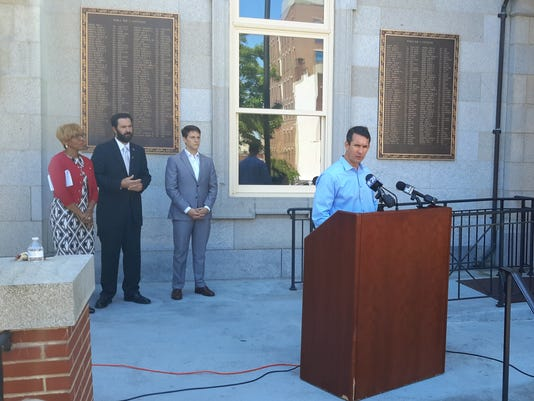 Extraction tax rally - DePasquale