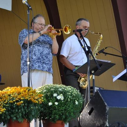 The Riverfront Jazz Festival will take place Sept. 5-6 at Pfiffner Pioneer Park in Stevens Point.
