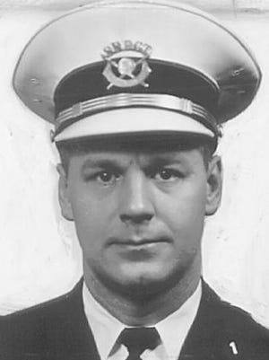 Sgt. Charles F. Handorf, shot by a barricaded man on Home Avenue. A Cincinnati police officer killed in the line of duty in 1974.