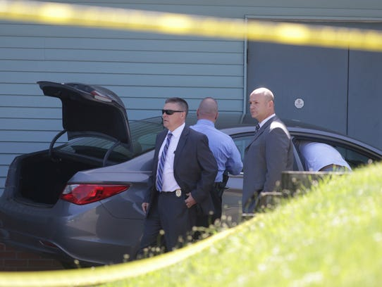 Hyundai Sonata Police Car >> Shooting survivor watched horror unfold, court records say