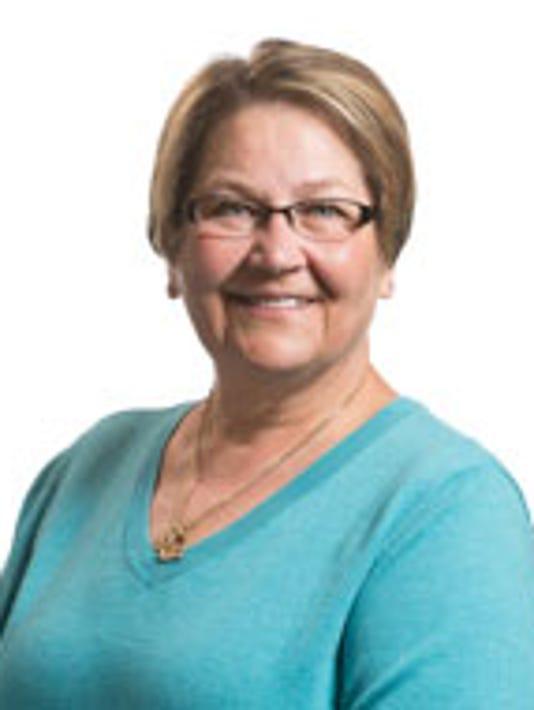 1- Crestline Mayor Gloria McDonald