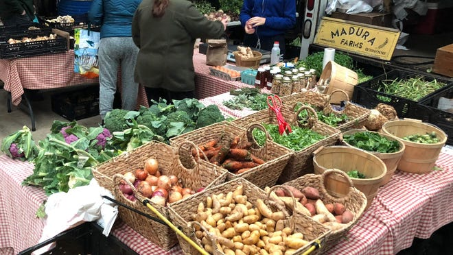 The Warwick Indoor Farm Market is open on Sundays from 10 a.m.-2 p.m.