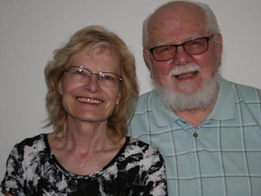 Anniversaries: Walter Kurowski & Renee Saltis