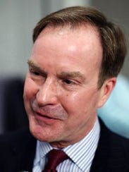 Michigan's attorney general, Bill Schuette, announced