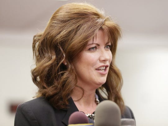 Lt. Gov, Rebecca Kleefisch will lead the Wisconsin
