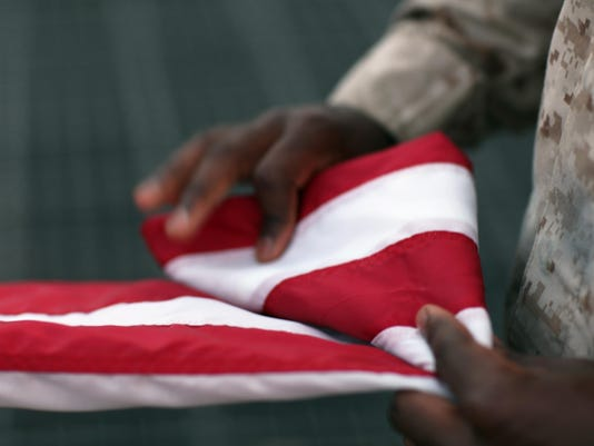 Memorial Day for Marines at Afghanistan's Helmand post honors fallen warriors