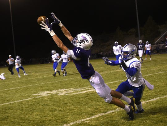 Spanish Springs hosts North Valleys on Friday.