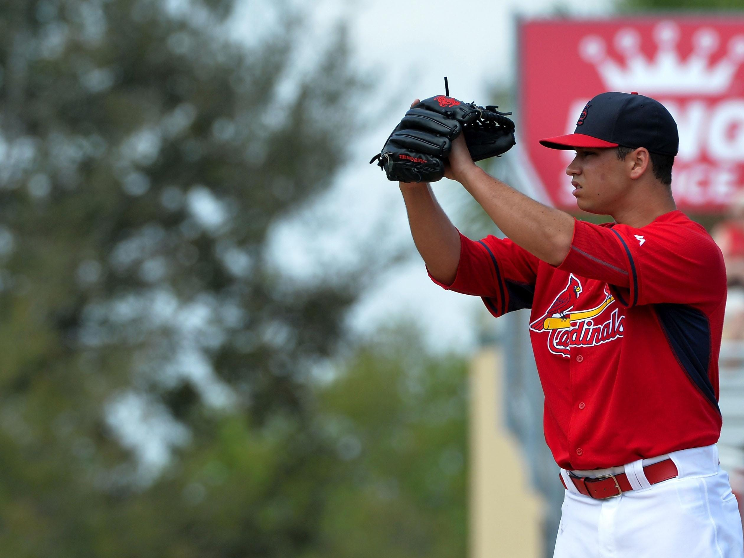 Former Rocky Mountain High School pitcher Marco Gonzales is set to return from injury in the St. Louis Cardinals organization this week.