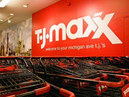 T.J.Maxx Opens New Chicago Store On Michigan Avenue